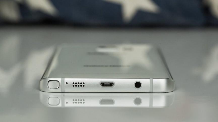 Samsung Galaxy Note 5 no carga la batería: ¿Cómo descubrir el problema?
