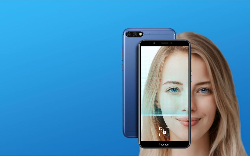 SmartPhone Android Honor 7C