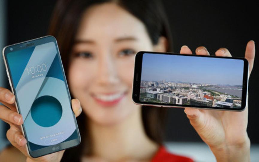 SmartPhone Android LG Q6 Plus
