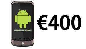 SmartPhone Android baratos