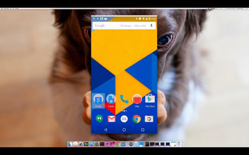 Controlar al SmartPhone Android desde un PC