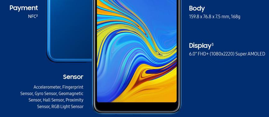 Samsung Galaxy A7 especificaciones completas