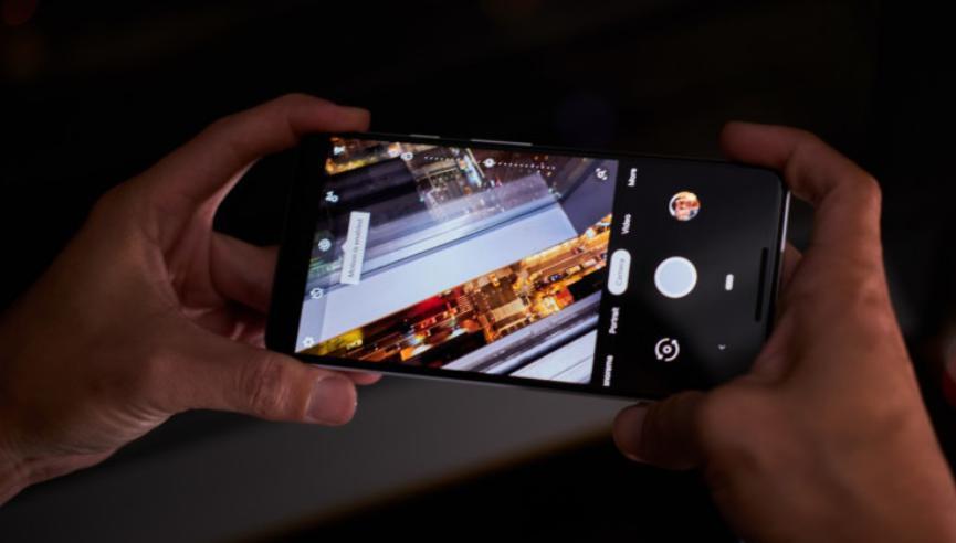 Google Pixel 3 para fotografía profesional