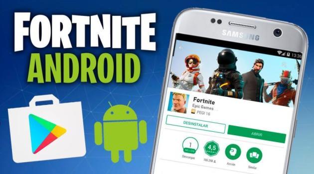 Instalar Fortnite para Android