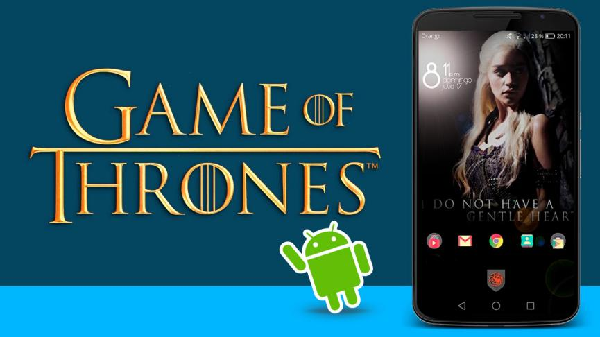 Juegos de Tronos llega a Android: La nueva Serie tiene más Aventuras