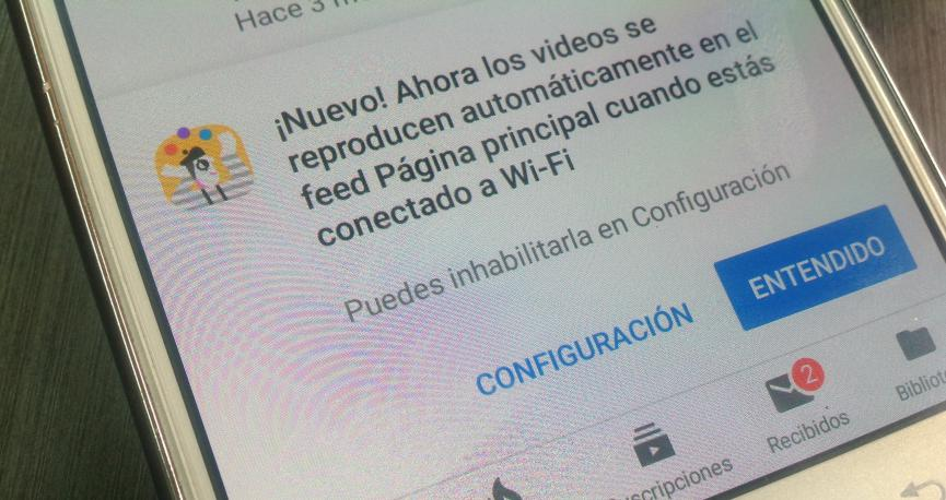 Ver Videos de Youtube solo con Wi-Fi: Cómo Activar o Desactivarlo