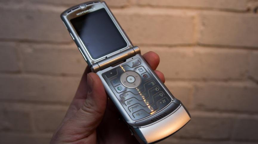 Motorola Razr: ¿SmartPhone Retro con Android a $1500?