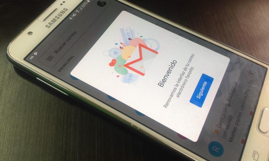 Gmail Android con Nueva Imagen: Aquí Todo lo que debes Saber