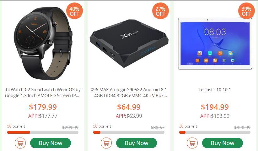 Promociones Android