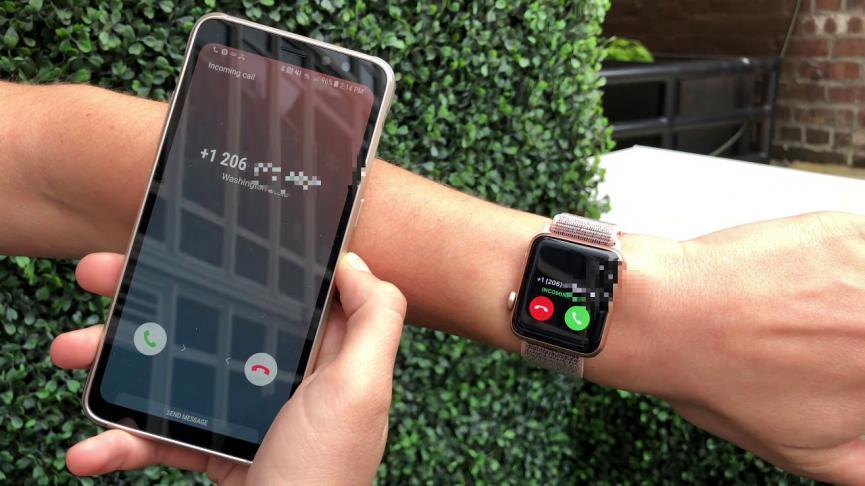 configurar apple watch en otro iphone