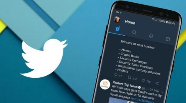 Tweets Android
