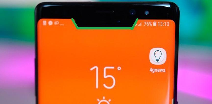 Battery Notch: App para Poner un Indicador de la Batería en Android