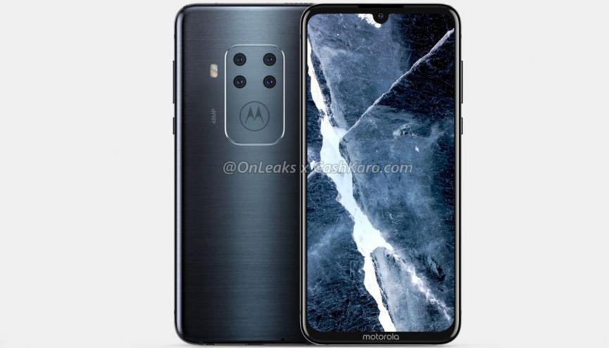 Nuevo SmartPhone Motorola con 4 Cámaras en la parte posterior