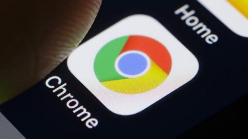 Google Chrome Android versión 76 con Modo Oscuro Predeterminado