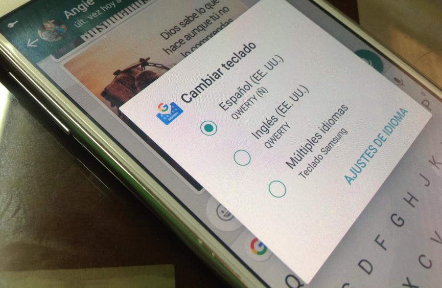 WhatsApp Android en Varios Idiomas: Cómo Cambiarse entre Ellos