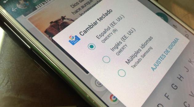 WhatsApp Android con Varios Idiomas