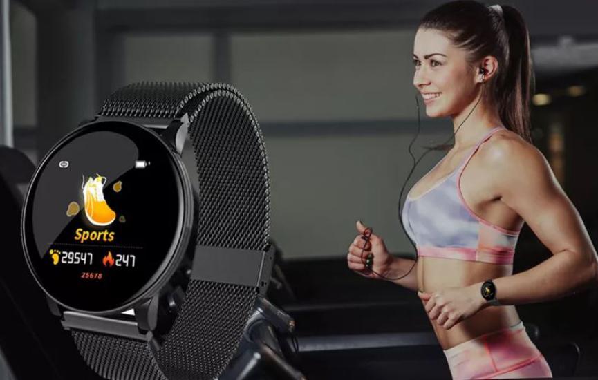 Bakeey W8: Un Reloj Inteligente Compatible con Android o iOS