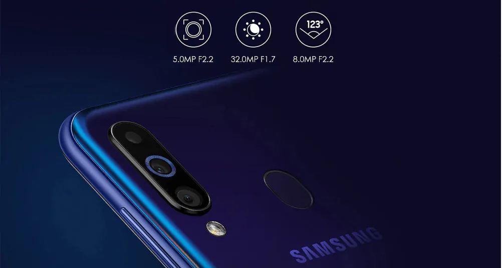 SmartPhones Baratos Galaxy A60