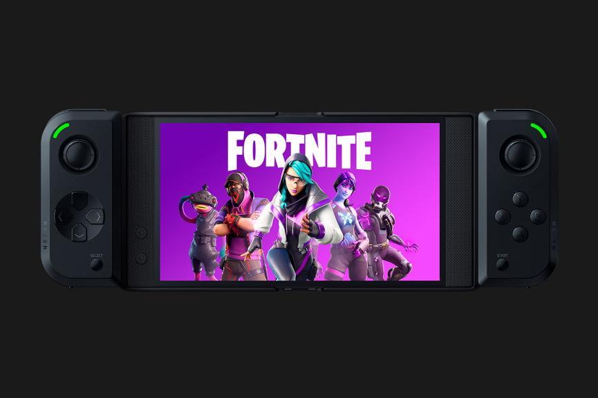 Control de Mandos Razer para Gamers simulan al Nintendo Switch