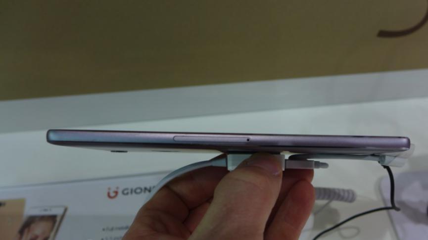SmartPhones Android Gionee con baterías de 5000 mAh y 3000 mAh