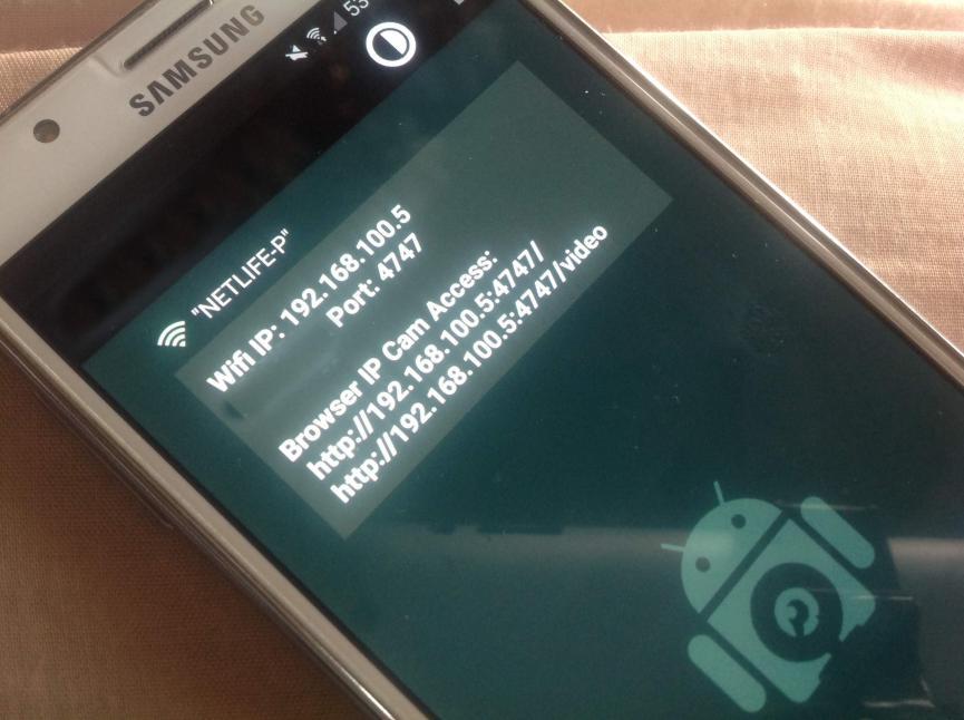 Convertir SmartPhone Android Viejo en un Monitor casero para bebé
