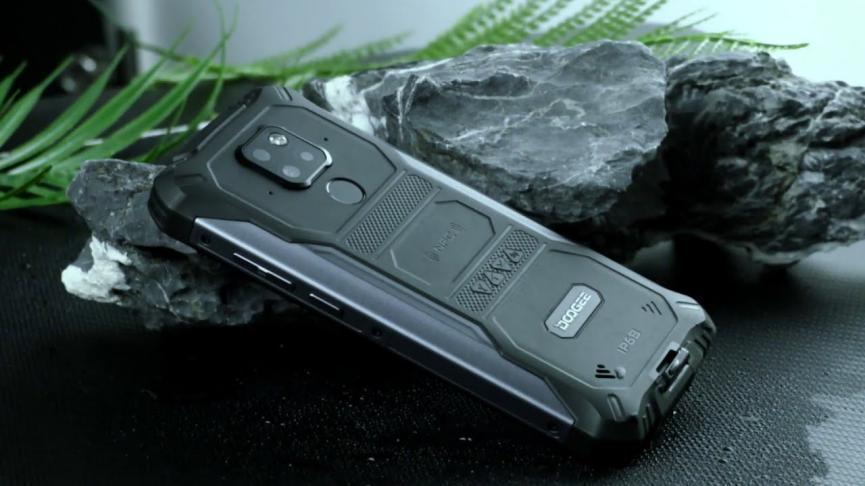 Doogee S68 Pro con Batería de 6300 mAh cuesta $199 US.D. hoy