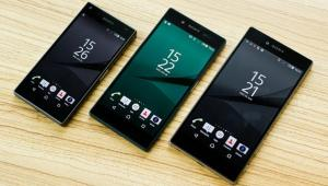 Sony Xperia con Android 10