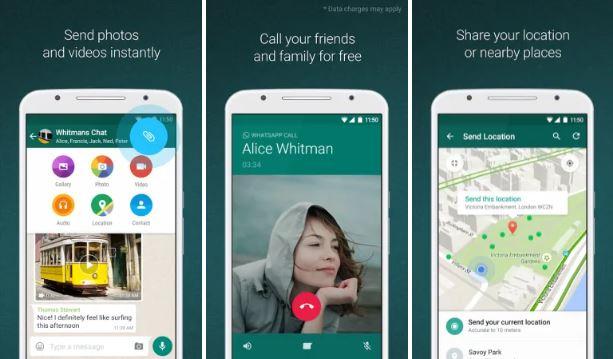 WhatsApp para realizar videollamadas grupales gratis