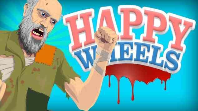 play happy wheels online