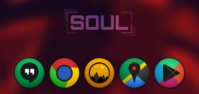 Soul icon pack