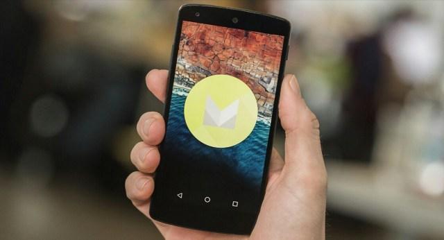 Nexus 5 Marshmallow