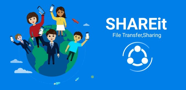 SHAREit File Transfer,Sharing