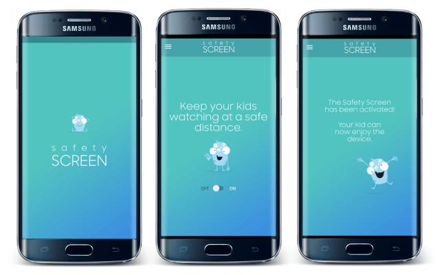 Samsung Safety Screen.2