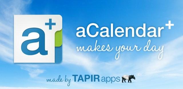 aCalendar Android Calendar Premium