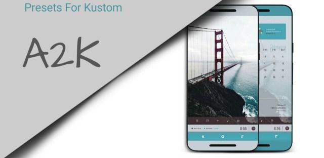 A2K Presets For Kustom