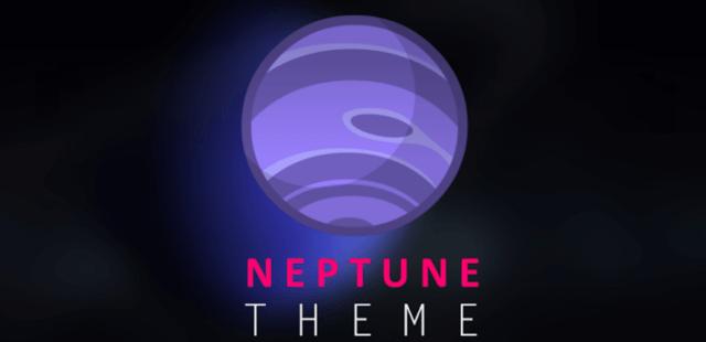 Neptune Material Theme CM13