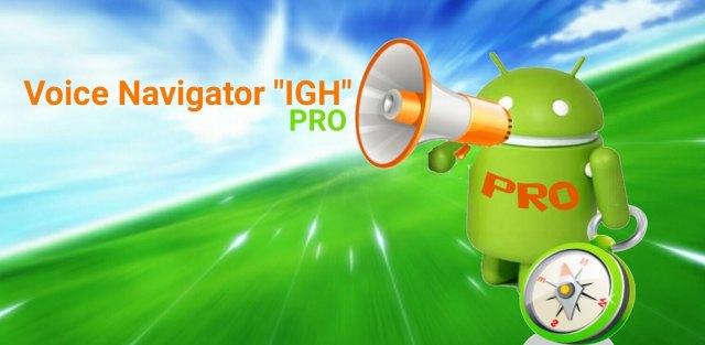 PRO Voice Navigator IGH