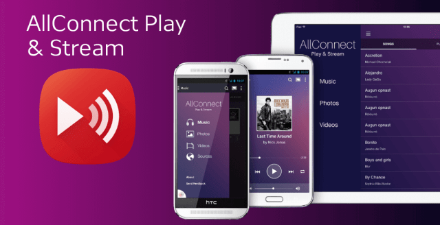 AllConnect Play & Stream