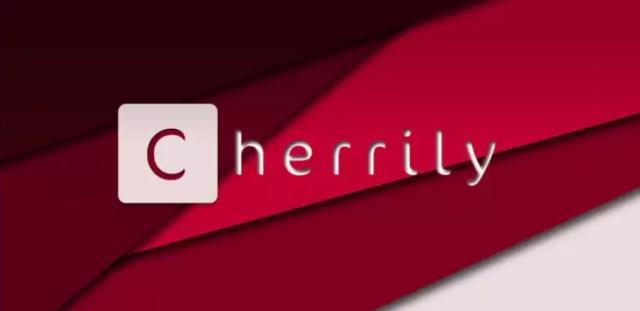 Cherrily CM13 CM12 Theme