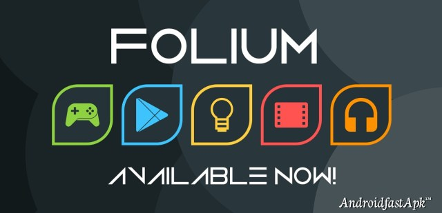 Folium Icon Pack