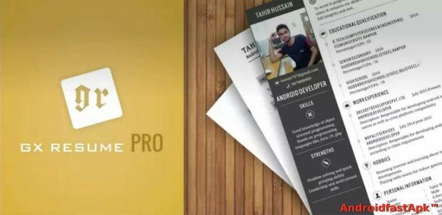 GX Resume Pro