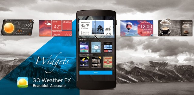 Go Weather EX Premium
