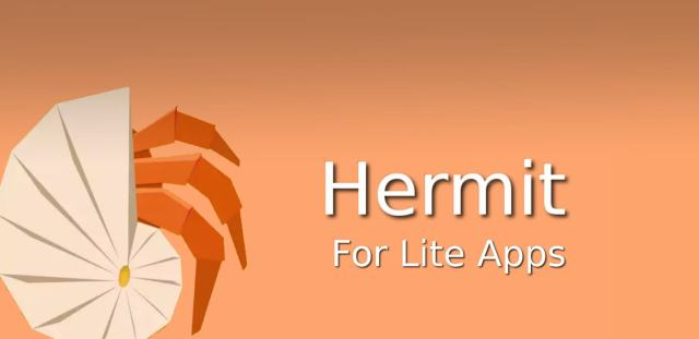 Hermit Premium Lite Apps Browser
