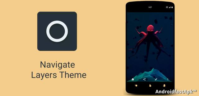 Navigate - Layers Theme