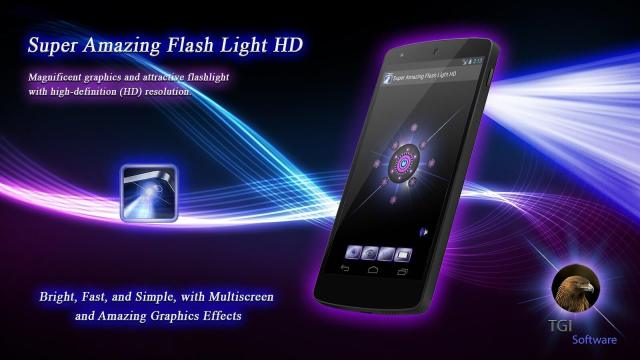 Super Amazing FlashLight Pro