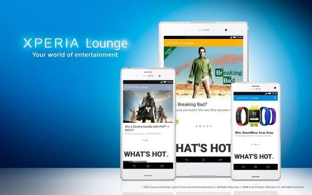 Xperia Lounge