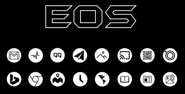 Eos Icon pack