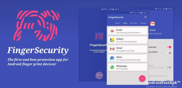 FingerSecurity premium