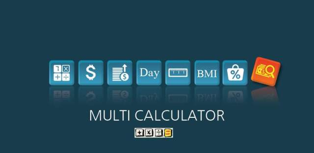 Multi Calculator Premium
