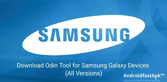 Samsung Odin all versions